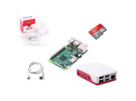 Raspberry Pi 4 Model B 1GB Starter Kit